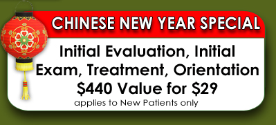 New Patient Special: Acupuncture Treatment, Evaluation, Examination, and Orientation for $39